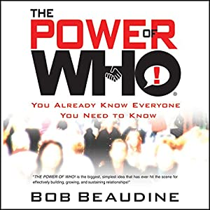 The Power of Who Audiobook