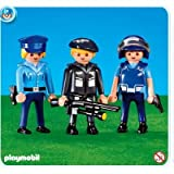 PLAYMOBIL 7385 - 3 Police Officers