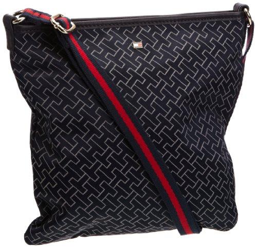 Tommy Hilfiger Womens ROANNE FLAT CROSSOVER Shoulder Bag