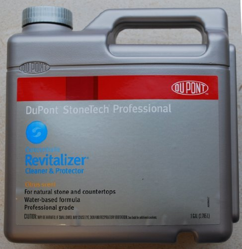 StoneTech RVC4-1G Revitalizer Fresh Citrus Tile and Stone Cleaner, 1-Gallon