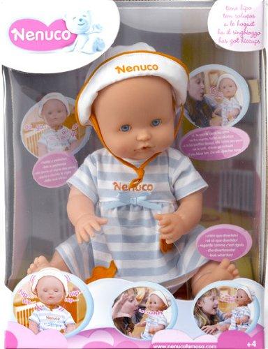 Nenuco poupée Happy Hoquet