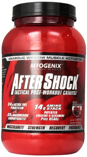 AFTERSHOCK WILDBERRY, 2.64LB