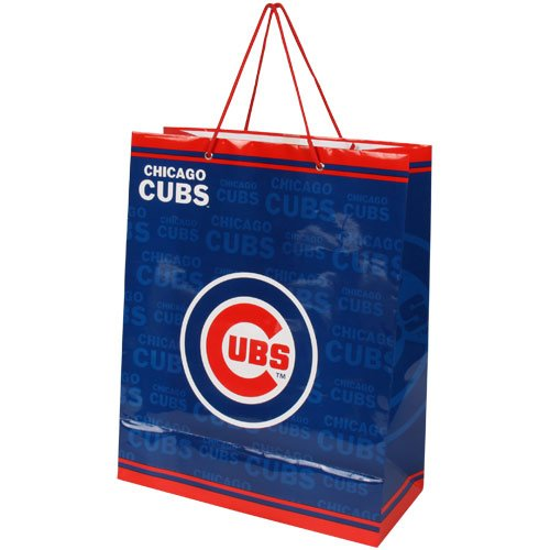 MLB Chicago Cubs Gift Bag, Large - 1
