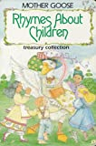 img - for Rhymes About Children (Mother Goose Treasury Collection) book / textbook / text book