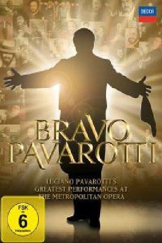 Luciano Pavarotti - Bravo Pavarotti [Reino Unido]