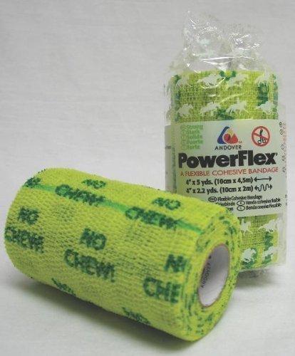 powerflex no chew bandages by k k vet english manual - K Pour Karit Coloration