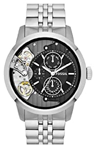 FOSSIL Townsman Multifunction Stainless Steel Watch