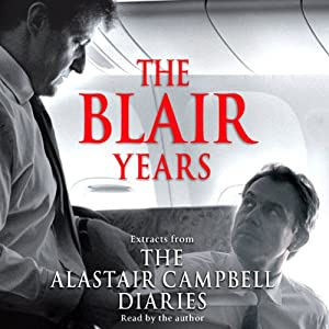 The Blair Years Hörbuch