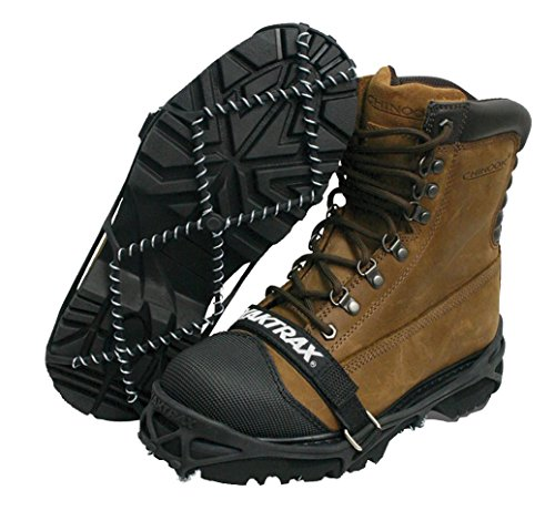 Yaktrax Pro: Traction for Running Light Hiking and Working
