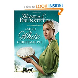 Amish White Christmas Pie