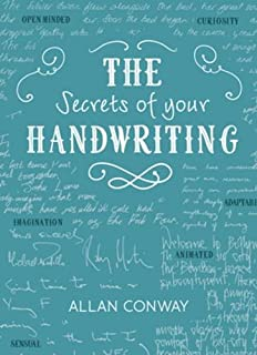 Book Cover: The Secrets of Your Handwriting