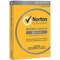 Norton Security Premium - 10 Devices [PC/Mac Download]