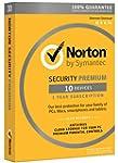 Norton Security Premium (up to 10 Dev...