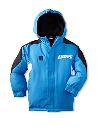NFL Detroit Lions 8-20 Youth Field Goal Full Zip Jacket by Reebok
