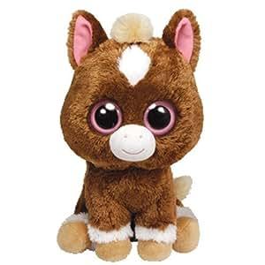Amazon.com: TY Beanie Babies Dakota the horse by Ty Beanie