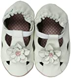Robeez Pretty Pansy Soft Sole Sandal (Infant)