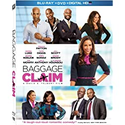 Baggage Claim [Blu-ray]