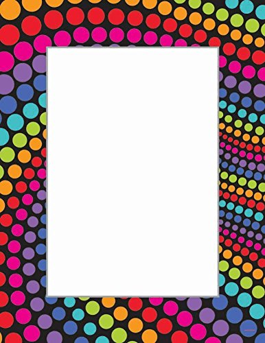 rainbow dot laser sheet 25 count