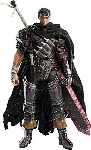 ベルセルク Guts (Black Swordsman) 1/6スケール ABS&PVC&POM製 塗装済み可動フィギュア