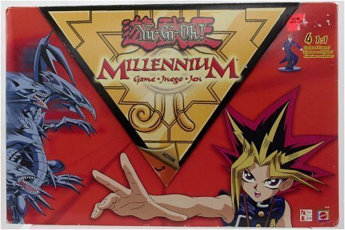 Yu-Gi-Oh! Millennium Game .Juego.Jeu 3-D Puzzle