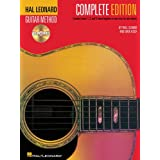 Hal Leonard Guitar Method Complete Edition (With Cds) Gtr Book/Cdpar Divers