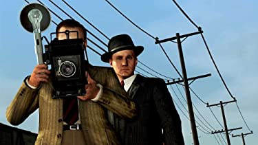 """L.A.ノワール (初回生産特典:「The Naked City」ダウンロードコード同梱)【CEROレーティング「Z」】 特典 Amazon.co.jpオリジナル特典「""""The Broderick"""" Detective Suit」ダウンロードコード付き"""