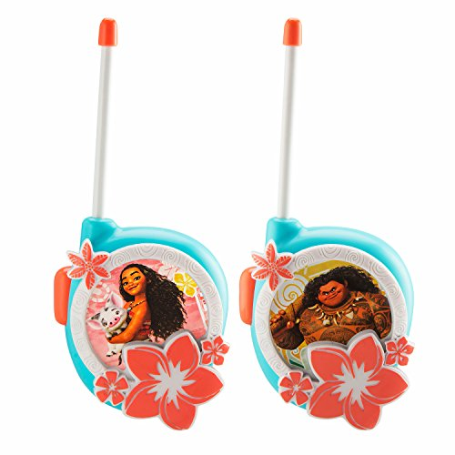 Moana Walkie Talkies Playset