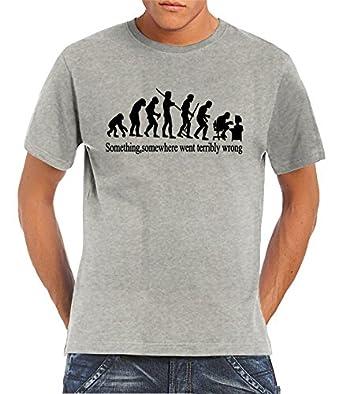 Touchlines Herren T-shirt Something Somewhere..., ash, XXXL, B1799-Ash-XXXL