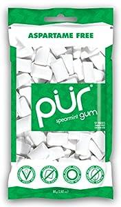 PUR Gum Bags Spearmint