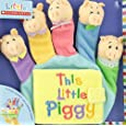 Hand-Puppet Board Books: This Little Piggy