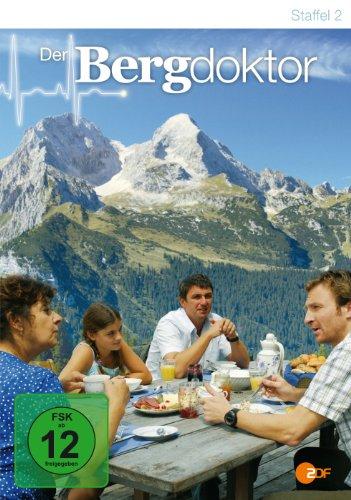 Der Bergdoktor - Staffel 2 (3 DVDs)