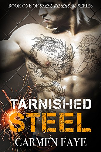 Tarnished Steel (Steel Riders MC Book 1) | freekindlefinds.blogspot.com
