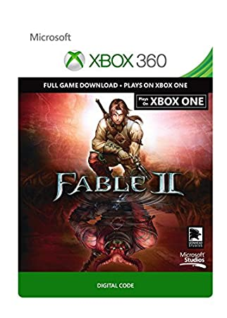 Fable II - Xbox 360 / Xbox One Digital Code