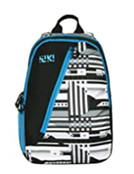 Wiki By Wildcraft 28 Liters Blue Casual Backpack (8903338045618)