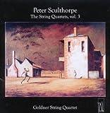 Sculthorpe: String Quartets Vol. 3