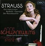 Vier letzte Lieder, Arabella, Capriccio, Der Rosenkavalier
