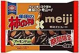 亀田製菓 亀田の柿の種チョコ&アーモンド 77g×6袋