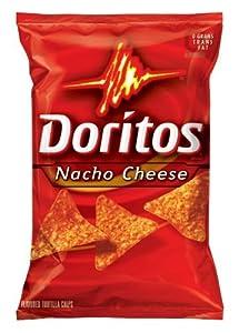 Doritos Nacho Cheese - Family Size - 17 oz