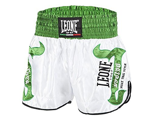 Leone pantaloncino t-thai bianco AB747 S