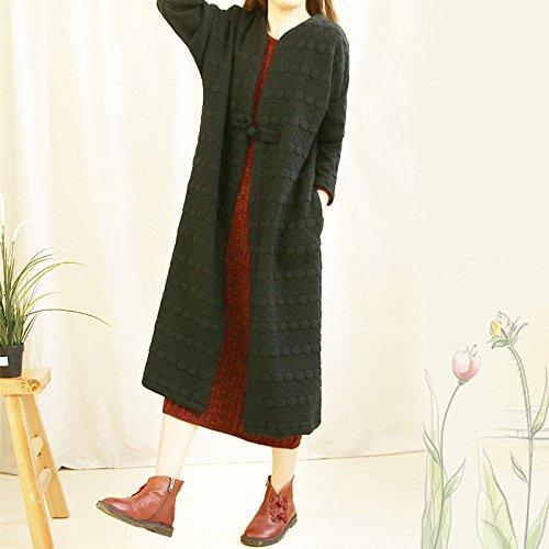 &zhou Vento nazionale, Cina qipao / / stampa / / due pezzo vestito/abito/lungo gonne regali , blue , l