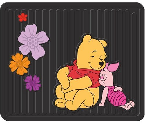 Winnie The Pooh Paradise Style Molded Utility Mat - 14