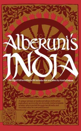 Alberuni's India (Norton Library)
