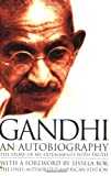 img - for Gandhi An Autobiography: The Story of My Experiments With Truth book / textbook / text book