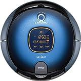 Samsung NaviBot SR-8855 Staubsauger Roboter/ HEPA 11 Filter / 7 Anti-Kollisions-Sensoren/ Mirrow Blue
