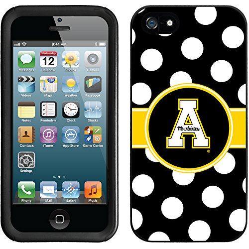 Appalachian State Polka Dots Iphone 5S And Iphone 5 Guardian Case By Coveroo