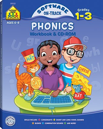 Phonics On-track Software And - 1
