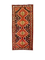 Eden Alfombra Sirjan Rojo/Gris 280 x 218 cm