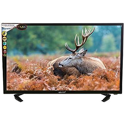 WORLDTECH WT-3175 31.5 inches Full HD Super Slim LED TV (Black)