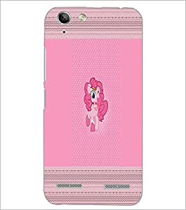PrintDhaba Cartoon D-3556 Back Case Cover for LENOVO VIBE K5 (Multi-Coloured)