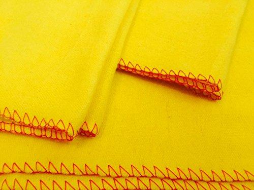 10-gamuzas-de-limpieza-100-algodon-amarillo